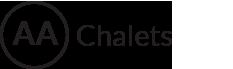 AA-Chalets – Als u voor kwaliteit gaat! Logo